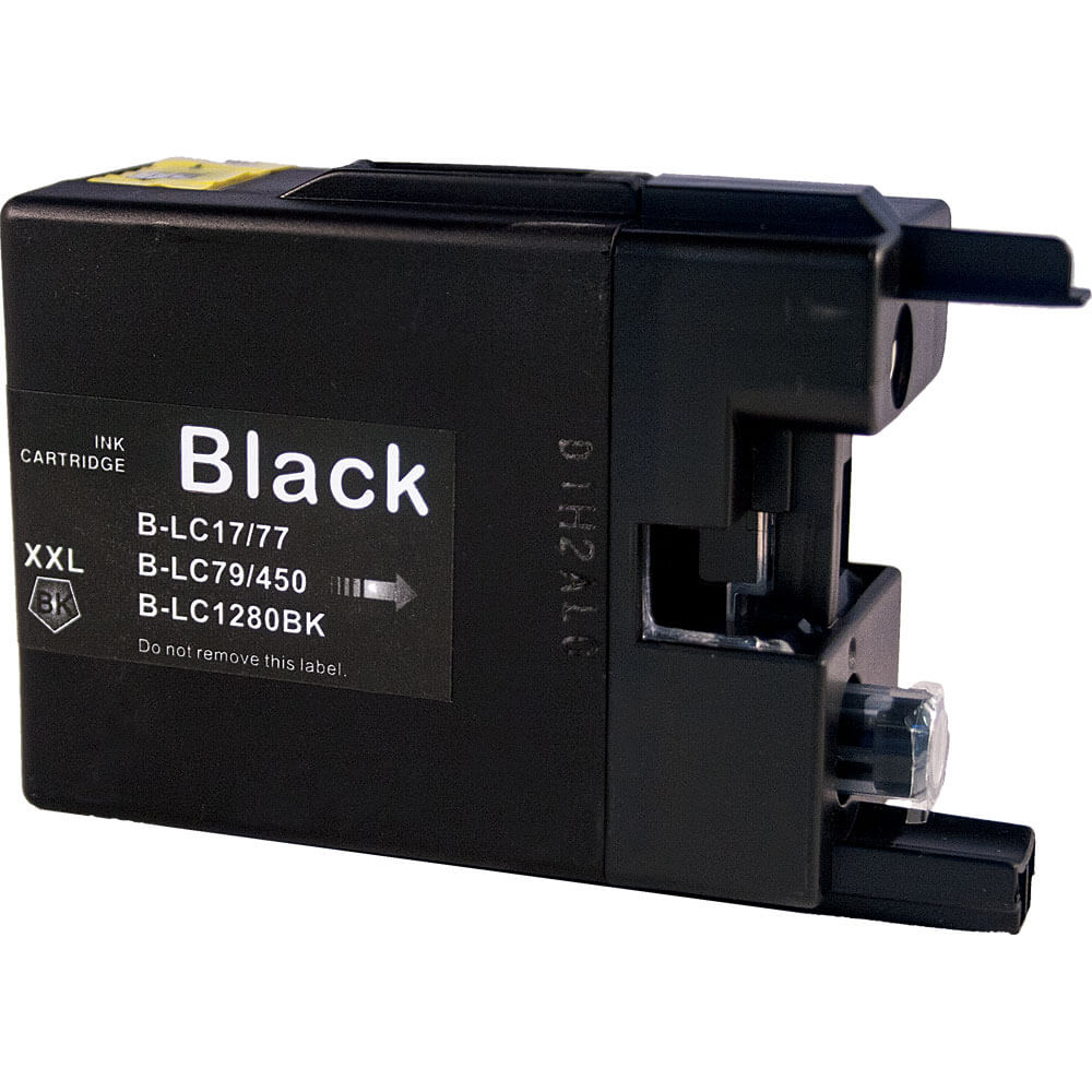 Brother LC79BK Compatible Super High Yield Black Ink Cartridge (LC79 Series)