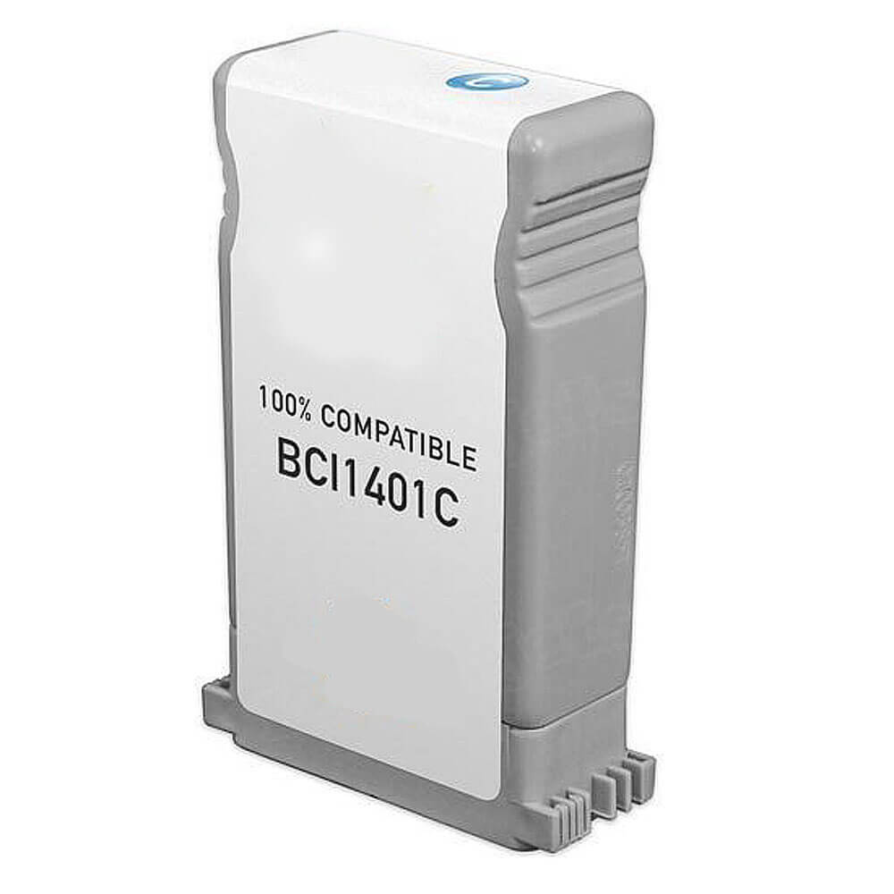 Canon BCI-1401C Compatible Cyan Ink Cartridge (7569A001)