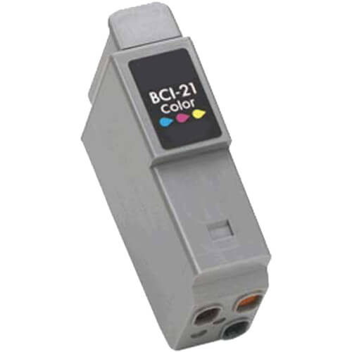Canon BCI-21C Compatible Color Ink Cartridge (0955A003) INK-Canon-BCI-21C