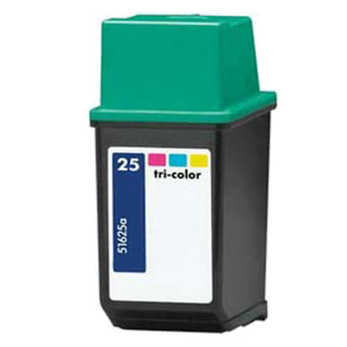 HP 25 / 51625A Replacement Tri Color Ink Cartridge